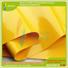 LAMINATED PVC TARPAULIN