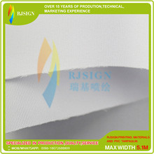 Advertising Textile Frame Display Fabric 220gsm