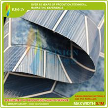 Laminated Strip Pvc Tarpaulin Rjlst006