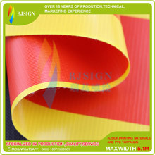 Laminated Strip Pvc Tarpaulin  Rjlst005