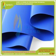 Coated Pvc Tarpaulin Rjcp002-4g Blue