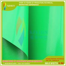 Coated Pvc Tarpaulin Rjcp002-3g Green