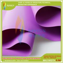 Coated Pvc Tarpaulin Rjcp002-2g Violet