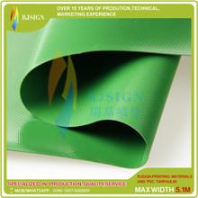 Coated Pvc Tarpaulin Rjcp002-2g Green