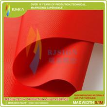 Coated Pvc Tarpaulin Rjcp002-2g Red