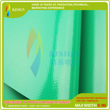 Coated Pvc Tarpaulin Rjcp002-1g Green
