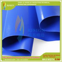 Coated Pvc Tarpaulin Rjcp002-1g Blue